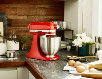 KitchenAid Mixer & David Lebovitz Cookbook Library Giveaway