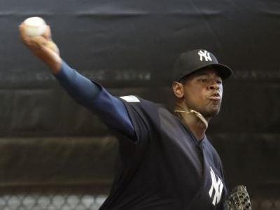 AP source: Severino, Yanks agree to $40M, 4-year contract