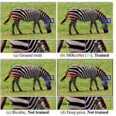Researchers Develop Neural Network To Enhance Low-Res Photos