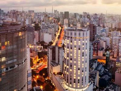 Take You Higher: Experience São Paulo From Above