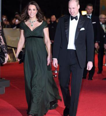 3 Simple Reasons Kate Middleton Couldn't Have Worn Black to the BAFTA Awards