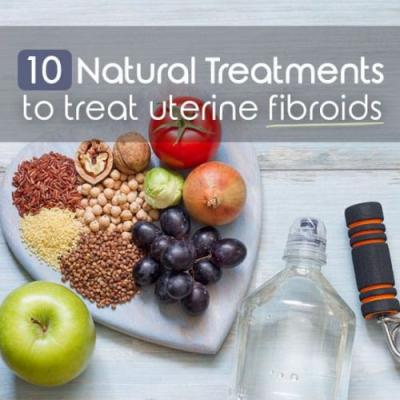 10 Natural Treatments to Treat Uterine Fibroids