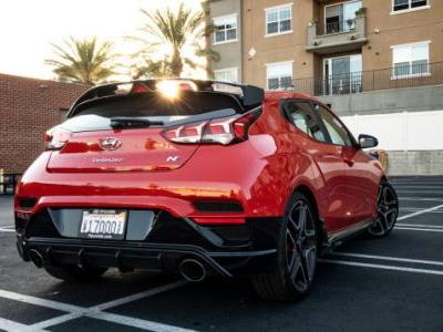 Why Pick A 2019 Hyundai Veloster N Over A Civic Type R, GTI or Mini Cooper S?