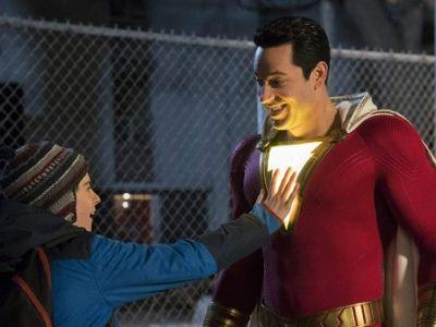 'Shazam' Early Buzz: A 'Big' Throwback With Big Laughs and Bigger Heart