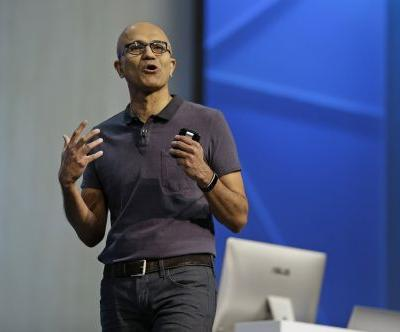 LIVE: Microsoft reports a big beat on earnings, stock goes nowhere
