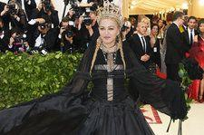 Madonna Reigned Over the 2018 Met Gala With a Performance of 'Like a Prayer': Watch