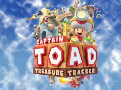 Captain Toad: Treasure Tracker Demos Out Now on Switch, 3DS