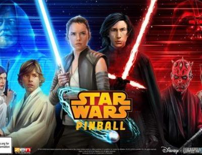 Star Wars Pinball Coming To Switch With Physical Release