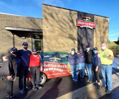 Mountain Mike's Pizza Opens Second Oregon Location