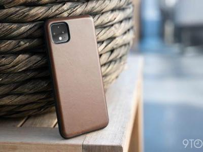 Review: Nomad's premium Pixel 4 leather cases are some of the best you can buy