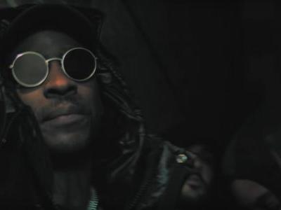 "Skepta - ""Ghost Ride"" Video"