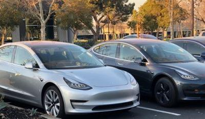 Tesla Rental Startup Offers $49 Rides between LA, San Diego