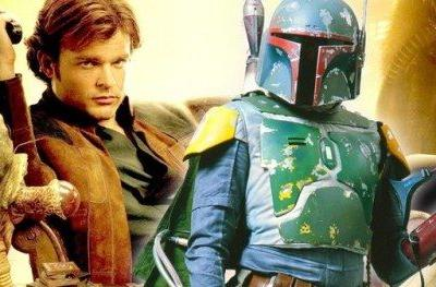 Alden Ehrenreich's Han Solo to Return in the Boba Fett