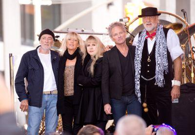 Fleetwood Mac Will Be First Band Awarded MusiCares Person Of The Year
