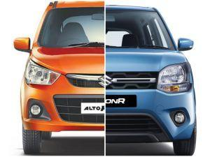 New Maruti Alto Launch This Year Will Share Platform With Wagon R 2019
