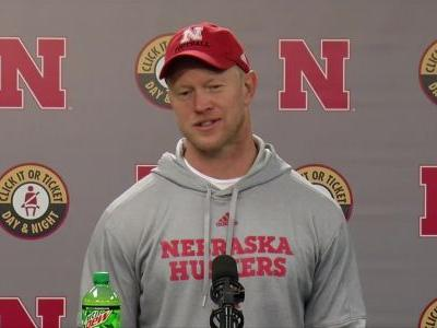 Scott Frost: 'We've got as good of fans as there are in the country; I almost teared up walking off the field'