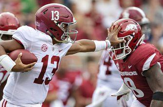 Joel Klatt: Don't award Tua Tagovailoa the Heisman just yet