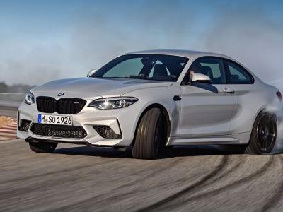 The New M4-Engined BMW M2 Competition Has Killed Off The Standard Car