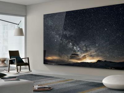 Samsung's monstrous MicroLED TV will be available in 75- and 219-inches