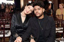 The Weeknd & Bella Hadid Were Spotted Kissing at the Cannes Film Festival