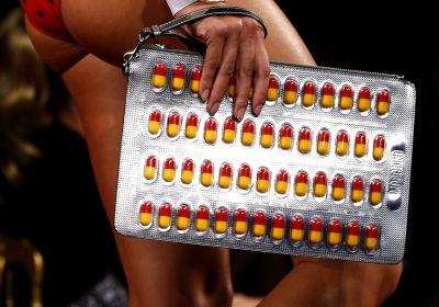 Moschino's new collection has been pulled from Nordstrom after complaints it glamourises drug abuse