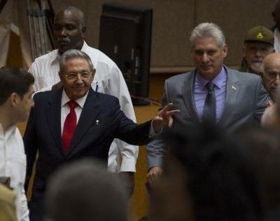 Bureaucrat becomes Cuba's president; Raul Castro to remain powerful figure