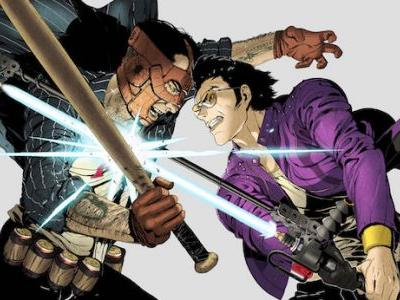 Travis Strikes Again: No More Heroes Review - Travis' Touchdown