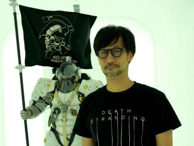 Death Stranding Is Just The Start For Hideo Kojima
