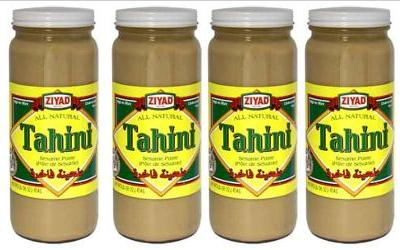 Salmonella found in Ziyad tahini; nationwide recall launched