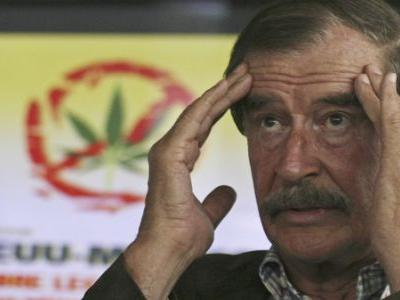 Former Mexico President Fox Joins 'High Times' Board As Company Plans IPO