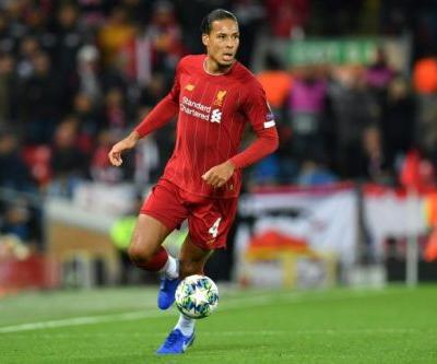 Liverpool have nothing to lose in title race, says Van Dijk
