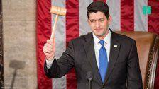 Paul Ryan's Rocky Reign As Head Of The House