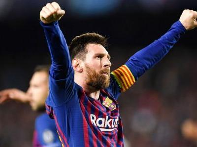 Messi a perfect 10 again as Barca put one leg in UCL final