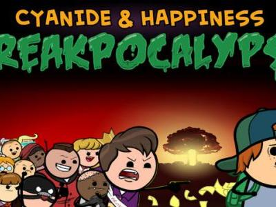 Nintendo Indie World: Cyanide & Happiness- Freakpocalypse Announced For Switch