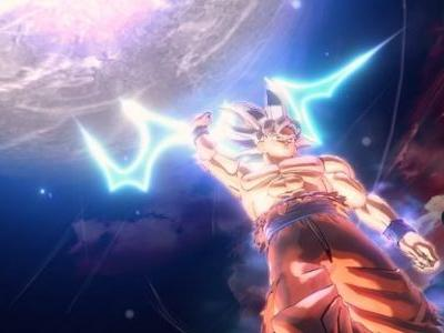 Check Out Perfected Ultra Instinct Goku in Dragon Ball Xenoverse 2