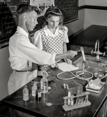 Personal Chemistry: 1943