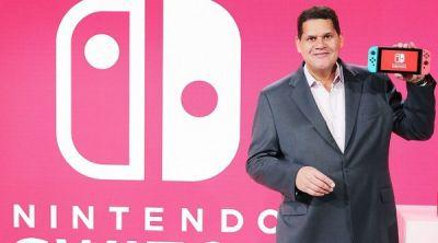 Reggie says Wii U struggled due to lack of clarity & steady flow of compelling games, Switch won't do the same