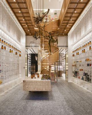 Molecure Pharmacy / Waterfrom Design