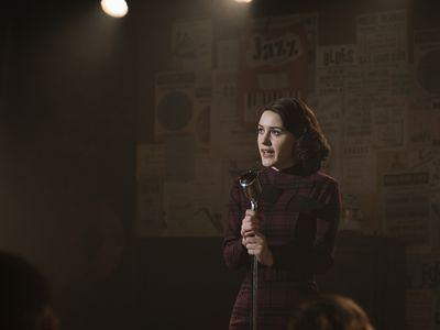 'Mrs. Maisel' Is Indeed Marvelous