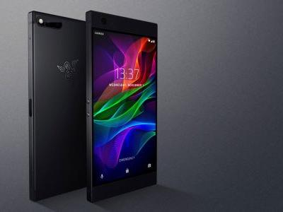 Razer Phone goes official with 'insane' specs including 8GB RAM, 4,000 mAh battery, 120hz display, no headphone jack, $699