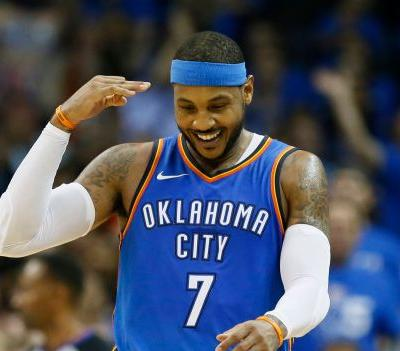 Twitter reacts to Carmelo's reported $27.9 million buyout