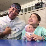 "Daddy Yankee's Performance of ""Despacito"" With a Young Cancer Patient Is Pure Joy"