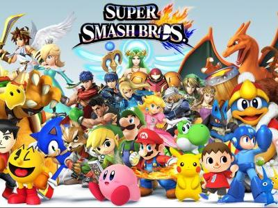 Super Smash Bros. May Be Headed To Switch This Year