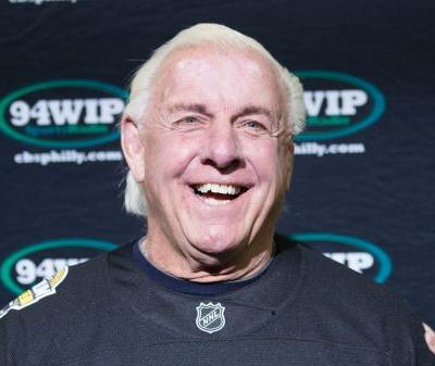 Ric Flair gets a new pacemaker and wants to live to 95
