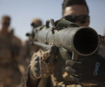 The Russian military has backed down after the US Marine Corps called their bluff in Syria