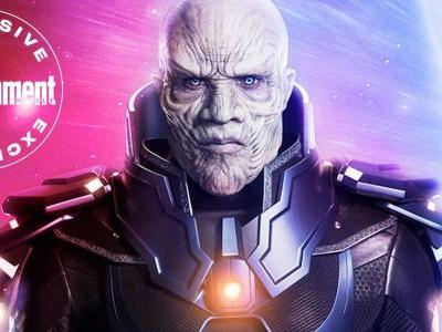Crisis On Infinite Earths Image Reveals First Look At Anti-Monitor