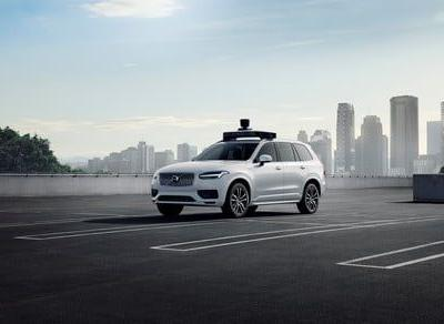 Uber's next self-driving car, a hat-wearing Volvo, will start testing in 2020