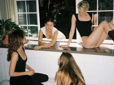 Former American Apparel Designer Starts Over With an LA-Made Line of Elevated Basics