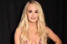 Carrie Underwood Gets Emotional During Walk of Fame Ceremony: 'How Does a Girl From Checotah, Oklahoma, Get a Star?'