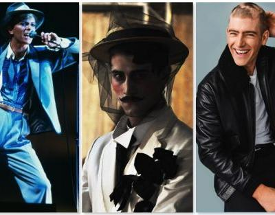 Week in Review: The Drama in Menswear, Davie Bowie Style, Justin Hopwood + More
